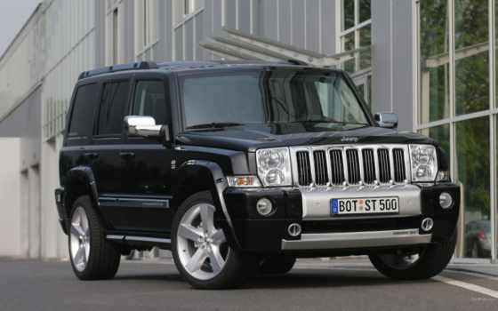 jeep, commander, startech, тюнинг, grand,