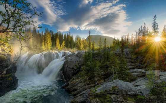 сол, природа, naturaleza, rayos, gratis, this, pantalla, paisaje,