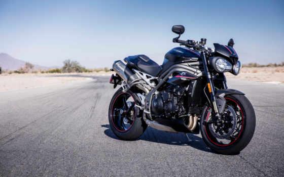 triple, скорость, triumph, new, bikes,