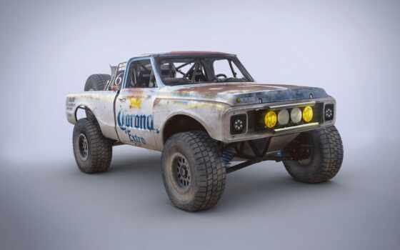 truck, trophy, chevy, крыса, chevrolet, nick, foreman, идея, vehicle