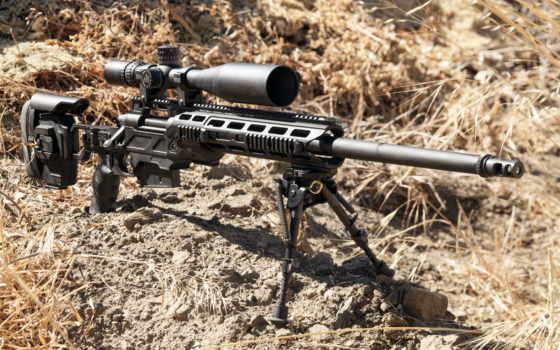 снайперская винтовка, прицел