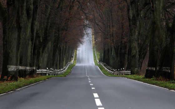 дорога, пейзажи