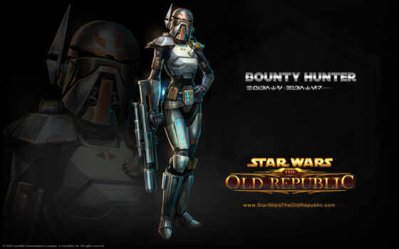 wars, star, republic, hunter, gallery, bounty, tooth, desktop, fairy, background, photo, funny,