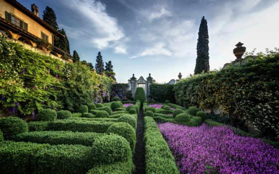 villa, каппони, capponi, italy, arcetri, florence, арчетри,