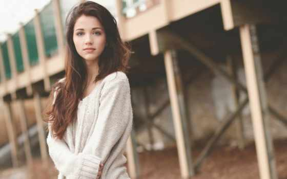 девушка, красивая, emily