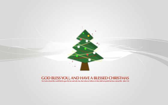 christmas, дерево, fir