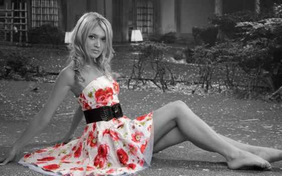 devushki, девушка, сочный, jurk, количество, lesara, gebloemde, качеством, красивые, невероятно,