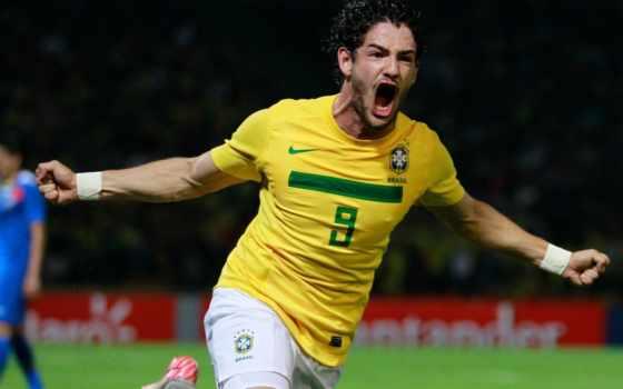 pato, milan, радость, brazil, goal, футбол,