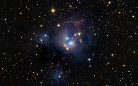 небо, звездное, красивое, большие, cosmos,