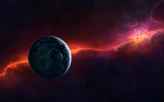 cosmos, one, click, рабочее, ваше, высококачествен, десктопмания, украсят,