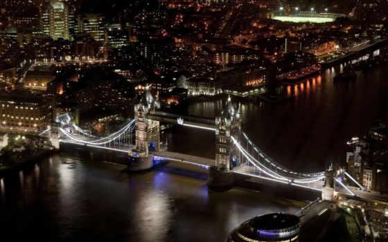 london, англия, мост
