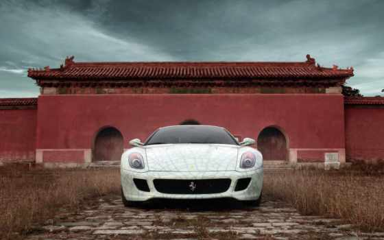 ferrari, gtb, fiorano, china, limited, издание,