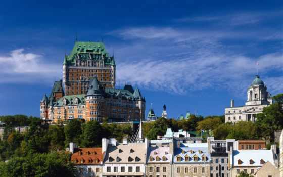 quebec, город, historic, district, montreal, кингстон, путешествия, hotel,