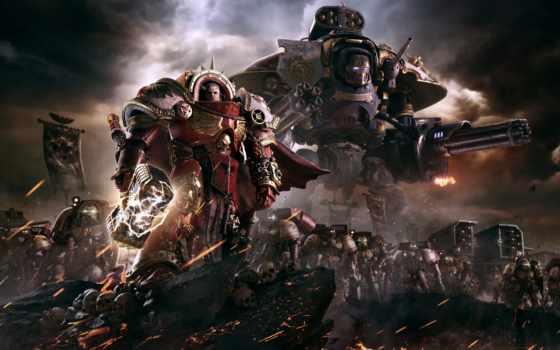 рассвет, war, warhammer, iii,