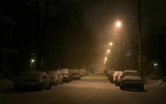 фонарь, улица