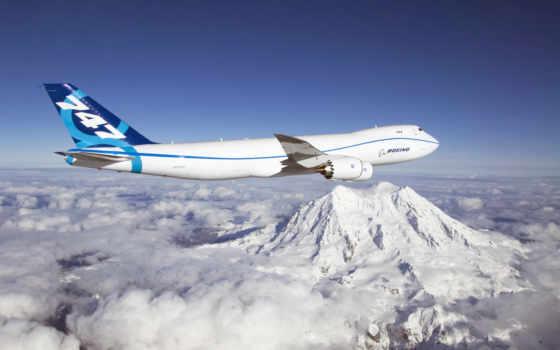 самолеты, пассажирские, boeing