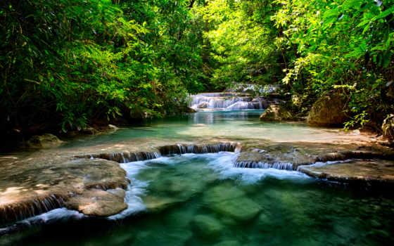 тайланд, графика, река
