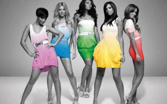 color, волос, платья