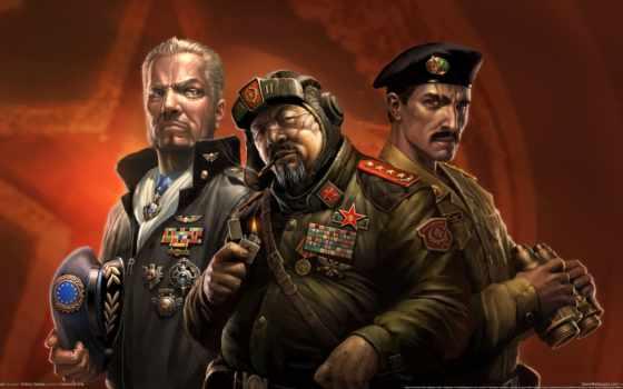 command, conquer, generals Фон № 111075 разрешение 2560x1440
