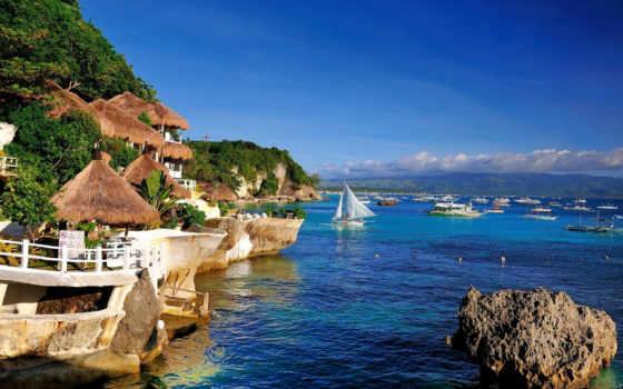 море, картинка, summer, отдых, пейзажи -, дома, качество, iphone, живопись, canvas,