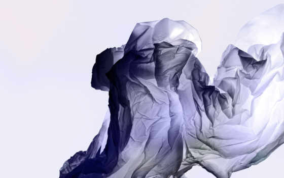 абстракция, синий