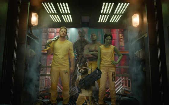 guardians, galaxy, стражи