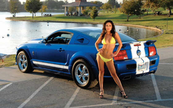 ford, спецназ, mustang, cars, modified, girls, pictures,