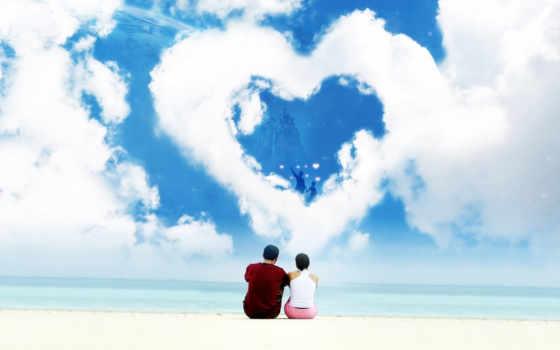 сердце, love, pair