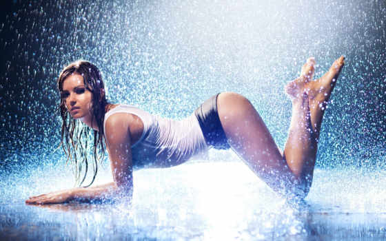 water, молодой, женщина, stock, free, фото,