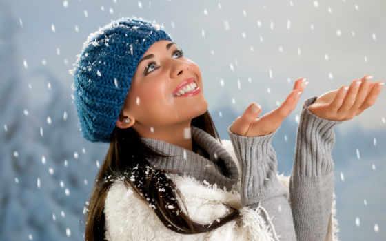 шапка, красавица, everything, люди, за, снег, winter, девушка, that,