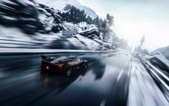 car, driveclub, снег, dimension, фотоаппарат, eviricus, нью, креатив, работы, красавица
