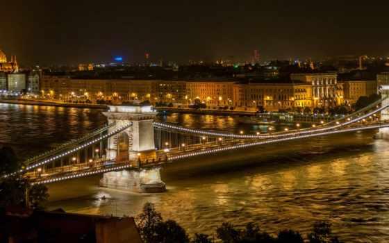 budapest, мост, hungary