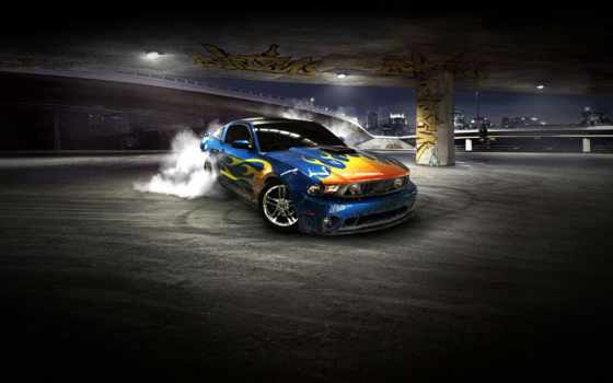 drift, car, cars
