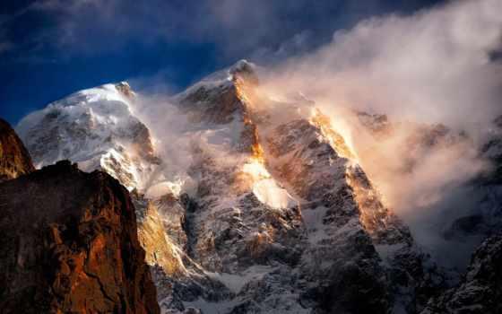 горы, снег, природа, продолжительность, игры, youtube, шпрайтбах, german, sun, that, об,