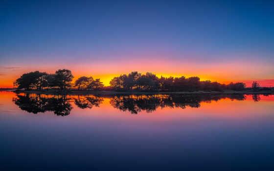 закат, восход, включить, караоке, показать