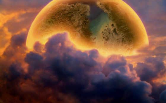 космос, планета Фон № 15771 разрешение 1920x1200