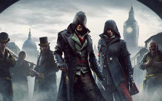 creed, assassin, syndicate