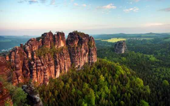 саксонская, swiss, park, national, дрездена, германии, экскурсия, праги, fortress, достопримечател, schrammsteine,