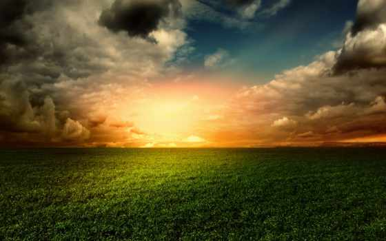 pantalla, природа, закаты, fondos, рассветы, поле, atardecer, закат, трава, atardeceres,