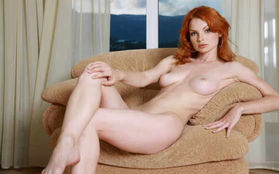 голая рыжая девушка Фон № 69367 разрешение 1920x1200