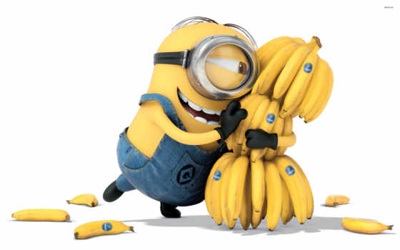 бананы, фрукты, помогают