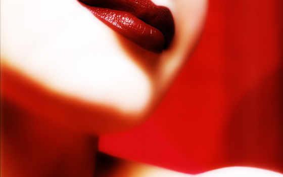 гламурные, devushki, губы