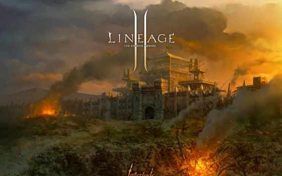 lineage, игр, бесплатные,