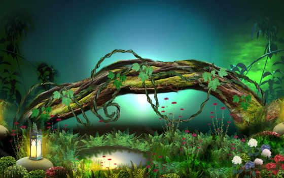 природа, фантасмагория