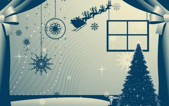 christmas, новый Фон № 31165 разрешение 1600x1200