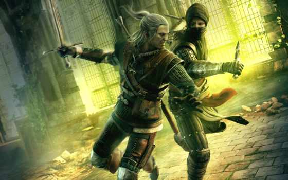 witcher, kings, assassins, королей, убийцы, игры, асасин, games, видео, game,