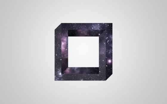 square, космос, art