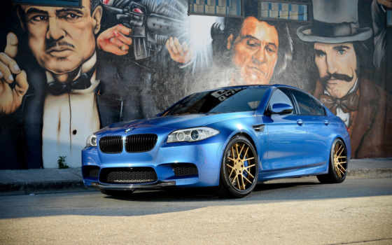 bmw, mafia, concave, wheels, strasse, graffiti, картинка,
