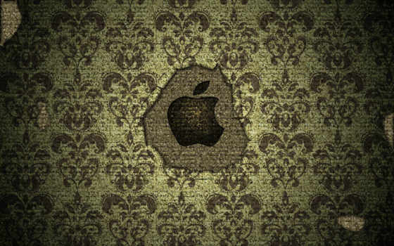 apple, logo, текстура