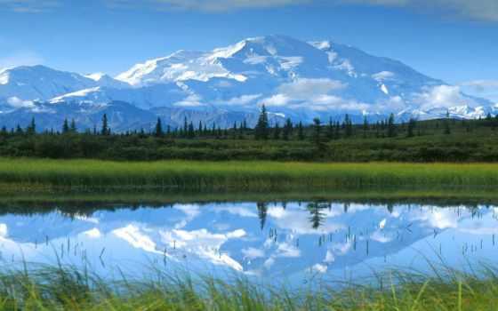 озеро, аляски, сша, аляска, заставки, магазин, природа, wonder, полезных,